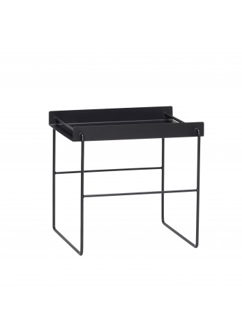 Coffee table - black