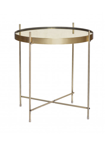 Coffee table - gold