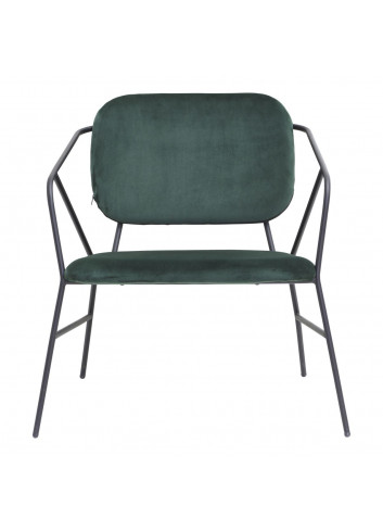 Lounge Chair Klever - green