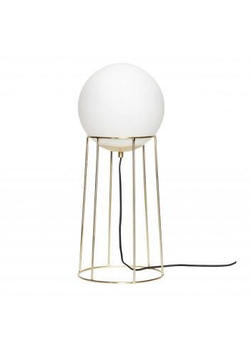 Floor lamp gold