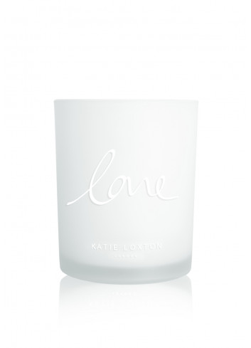 Sentiment candle 'love'