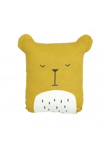 Kussen/knuffel Lazy Bear
