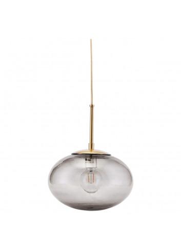 Lamp Opal L - Brass/Grey
