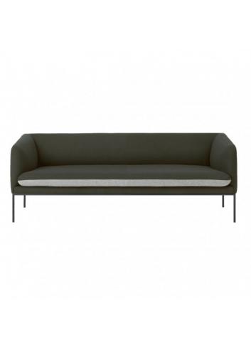 Turn Sofa 2 - Seat Light Grey - Showroommodel