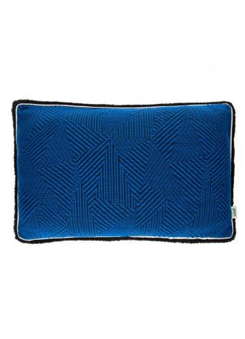 Pillow Royal Mousse - Blue