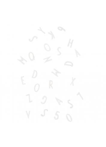 Letter box small for message board - White