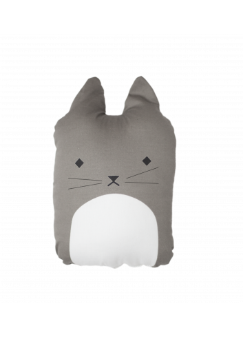 Kussen/knuffel Cuddly Cat