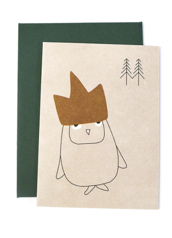 Giftcards - Birthday Owl