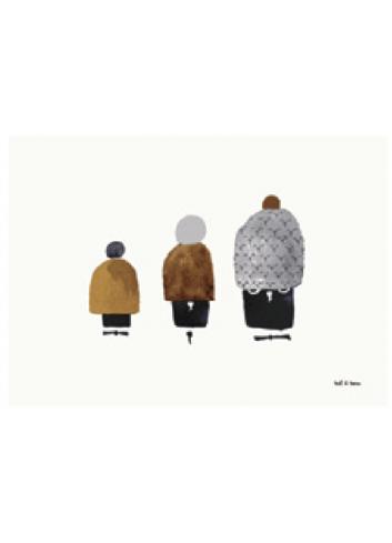 Prints A4 - Winter