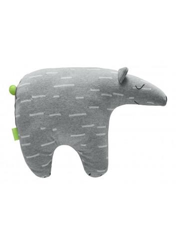 Knuffel/kussen ijsbeer