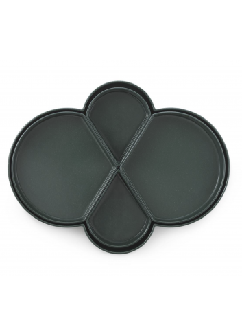 Window Tray Set - Dark Green