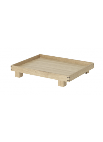 Bon Wooden Tray Large - Oak