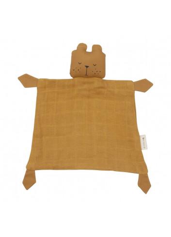Animal Cuddle Bear - Ochre