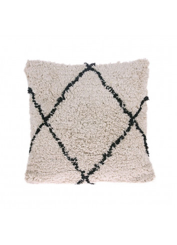 Cushion cotton 50x50cm - diamond