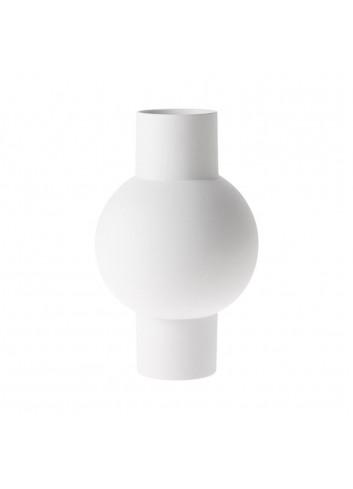 Vase - white/matt