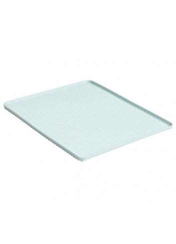 Dish drainer tray - Light blue