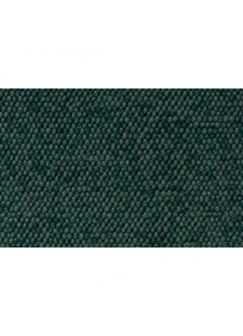 Rug Peas 80x140cm - Dark green