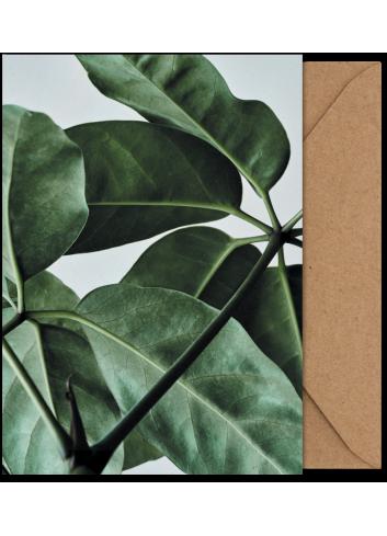 Art Card - Green Home 01 (A5)
