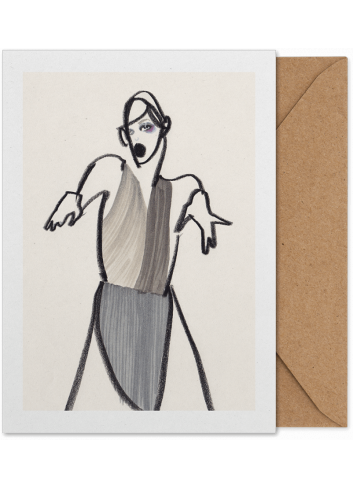 Art Card - Dancer 03