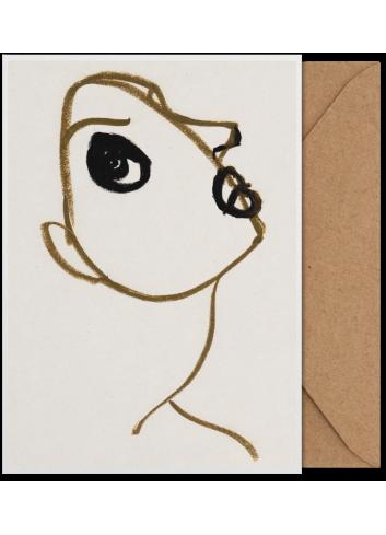 Art Card - Silhouette 02 (A5)