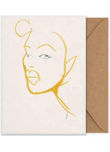 Art Card - Silhouette 03 (A5)