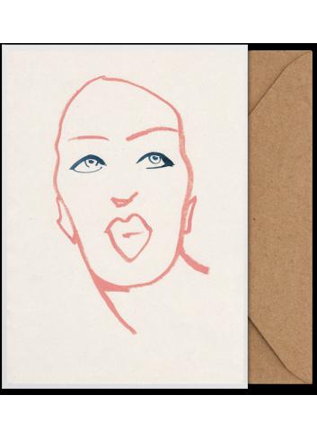 Art Card - Silhouette 01 (A5)