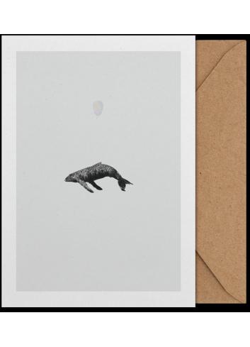 Art Card - Whale Reprise (A5)