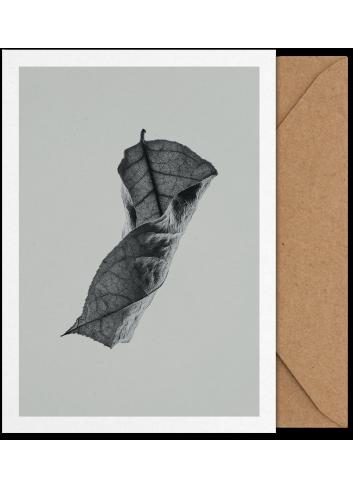 Art Card - Sabi Leaf 04 (A5)
