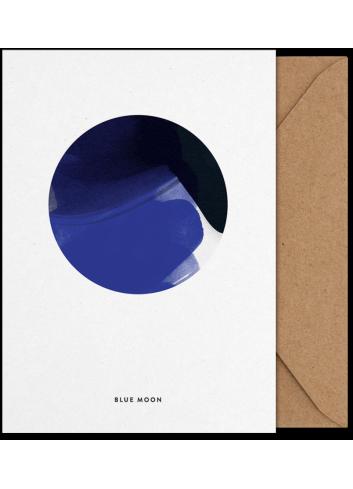 Art Card - Blue Moon (A5)