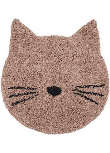 Bobby rug - Cat rose