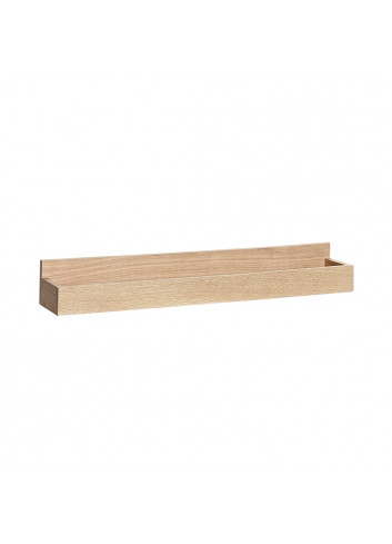 Photo rack - oak