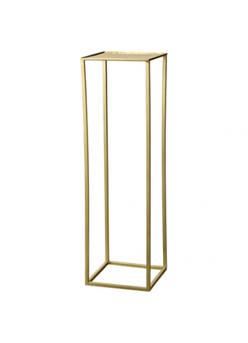 Cube Tall Console Table