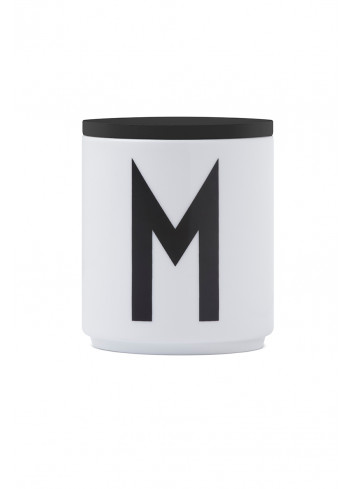 Wooden lid for porcelain cup