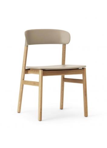 Herit Chair - Oak/Sand