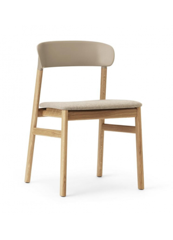 Herit Chair Upholstery - Oak Synergy Sand