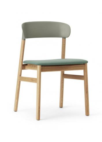 Herit Chair Upholstery - Oak Synergy Dusty Green