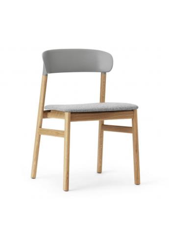 Herit Chair Upholstery - Oak Synergy Grey