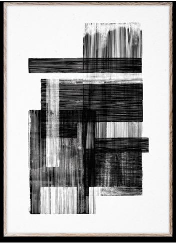 Poster Midnight - 30x40cm