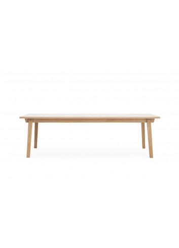 Slice Table 90 x 250 cm - Oak