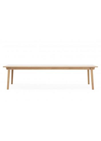 Slice Table 90 x 300 cm - Oak