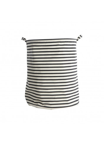 Laundry or storage bag - stripes