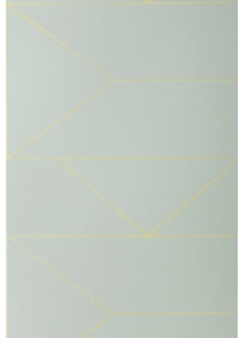 Wallpaper Lines/Mint