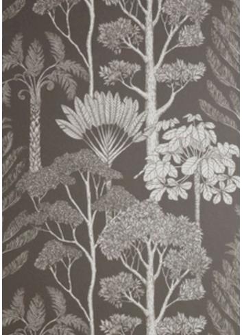 Wallpaper Katie Scott Trees - grey