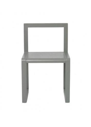 Little Architect Chair - Grey