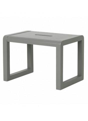Little Architect Stool - Grey