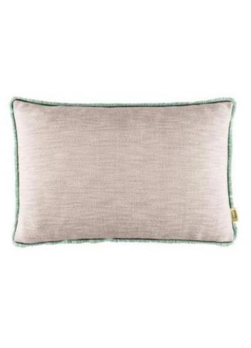 Cushion Woven Uni Shine 40x60 - Ecru
