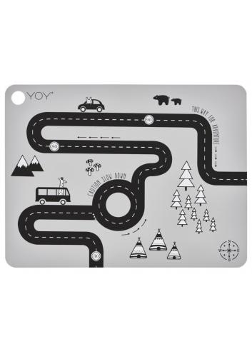 Placemat - Adventure