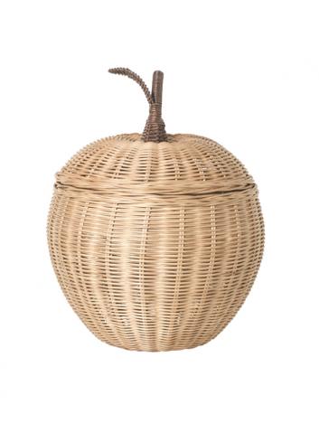 Apple Braided Storage Basket