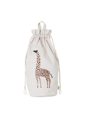 Opbergzak Safari - Giraf