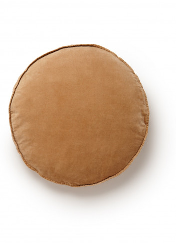 Velvet seat cushion skin